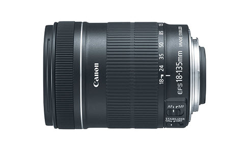 Canon 18-135mm f/3.5-5.6 IS EF-S