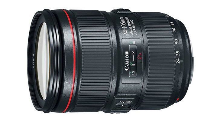 Canon 24-105mm F4 L IS II