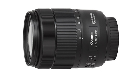 Canon 18-135mm F3.5-5.6 IS USM