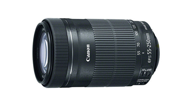 Canon 55-250mm F4-5.6 IS STM