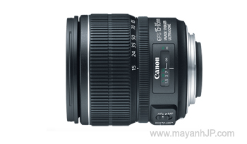 Canon 15-85mm f3.5-5.6 IS