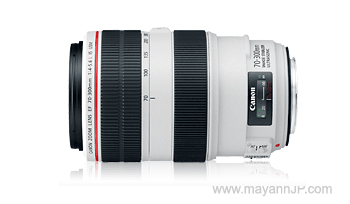 Canon 70-300mm f4-5.6L IS USM