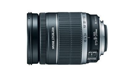 Canon 18-200mm f/3.5-5.6 IS EF-S