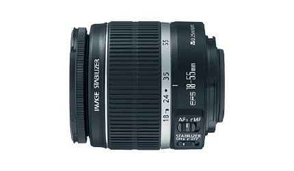 Canon 18-55mm f/3.5-5.6 EF-S IS